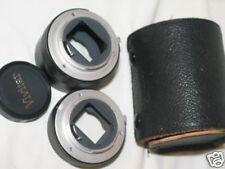 MINOLTA MT VIVITAR MACRO EXTENSION TUBE AT-5 36,20mm for 35mm slr cameras