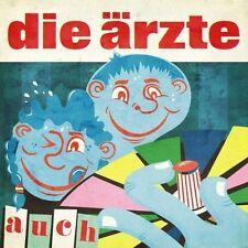 DIE ÄRZTE Auch CD 2012 * NEU * Bela Farin Rod *