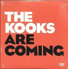 THE KOOKS Are Coming 6TRX RARE LIVE & SESSIONS TRX PROMO VIDEO DVD SEALED 2007