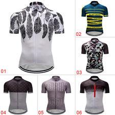 2019 Mens Cycling Short Sleeve Jerseys Bike Racing Shirt Tops Garments Clothing