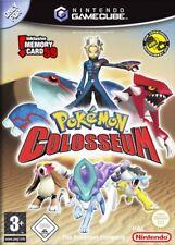 GameCube Spiel - Pokémon Colosseum (ohne Memory Card) (mit OVP)