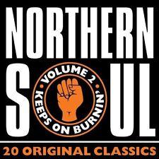 Various Artists - Northern Soul (20 Original Classics, Vol.2, 2012)