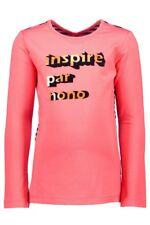 %%% ✿ NONO ✿ Mädchen Girls Shirt Wendeshirt KEIRA rosa Gr.122-164 ✿ 5416