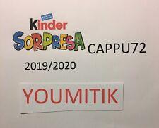Youmitik- Kinder Überraschung 2019/20-SCEGLI Ihr Charakter