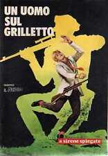 SUPPL.MONELLO-N° 29 ANNO 1972 (SERIE A SIRENE SPIEGATE)