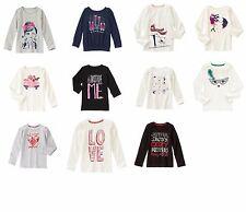 Gymboree Various Long Sleeve Sleeve Shirts Sizes 4 - 6 U Pick
