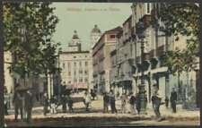Spain Postcard Malaga Limonar Y La Caleta & People 1913 L@@k