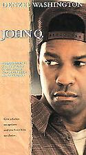 John Q (VHS, 2002)