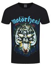 Motorhead T-shirt Overkill Men's Black