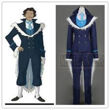The Legend of Korra Iknik Blackstone Varrick Suit Cosplay Costume Custom Made#