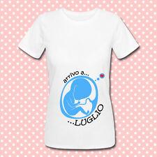 T-shirt Premaman, idea regalo per una mamma in gravidanza, personalizzabile!