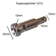 Kupplung Trichter Adapter  Kurbel Stange Kurbeltrichter Fenster Dachfenster