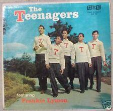 TEENAGERS Featuring Frankie Lymon Doo Wop LP