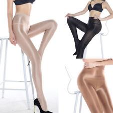 Shiny Women Sexy Tights Glitter Shiny Oil Glossy Stockings Pantyhose Free Size