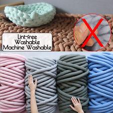 1000g Thick Wool Sweater Chunky Wool Yarn DIY Super Bulky Arm Knitting Blanket