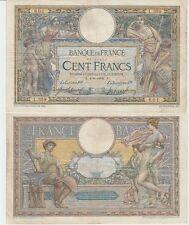 Gertbrolen Rare 100 FRANCS( LUC OLIVIER MERSON )  du 4-8-1908   L.359 avec LOM