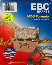 EBC Race Sintered Metal MXS Brake Pads Rear MXS367 61-0367 15-367MX MXS367