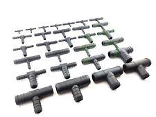 T-Verbinder, Reduzierer Kunststoff Schlauchverbinder Verbindungsstück Schlauch