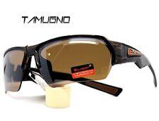 OCCHIALI DA SOLE uomo SPORT mountain bike moto RIMLESS SUNGLASSES lenti specchio