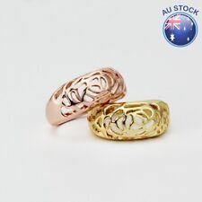 Dyrberg//Kern Collar de Oro con Cristales de Swarovski RRP £ 49.99 Nuevo Y En Caja