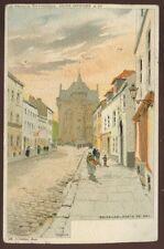 Belgium BRUXELLES Porte de Hal F Ranot 1908 u/b PPC
