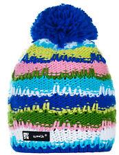 Le Donne Uomini Inverno A Maglia Cappello Beanie lana caldo fashion Cappelli Da Sci Snowboard Bruno