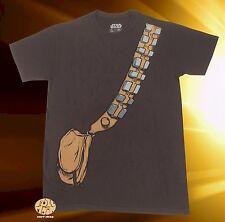New Star Wars Chewbacca Costume Vintage Throwback Men's T-Shirt