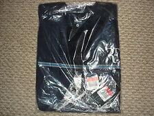 NWT Nike Federer RF Trophy Stripe Tennis Tee Shirt Nadal 424951-451 New - Large