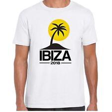 Ibiza 2018 para hombre Camiseta de Palma de destino de vacaciones