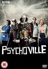 PSYCHOVILLE - DAWN FRENCH - BRAND NEW DVD