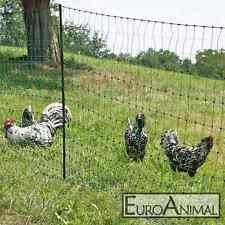 Hühnernetz Weidezaun Geflügelnetz Hühnerzaun Geflügelzaun Voliere Freilauf
