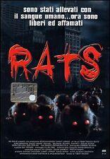 Horror RATS nuovo sigillato DVD
