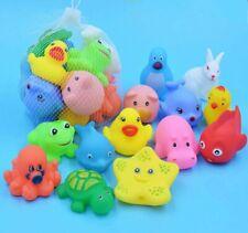 Baby Bath Toys Rubber Duck Bathroom Water Floating Bathing Toys Kids Children