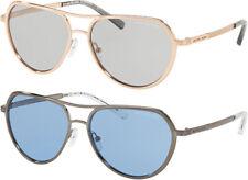 Michael Kors Madrid Women's Modified Metal Aviator Sunglasses - MK1036