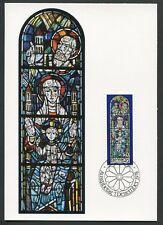 LIECHTENSTEIN MK 1978 721 WEIHNACHTEN MAXIMUMKARTE MAXIMUM CARD MC CM a3897