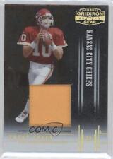 2005 Donruss Gridiron Gear Jersey Number Memorabilia #99 Trent Green Card