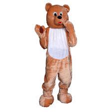 Teddy Bear Mascot Costume Set