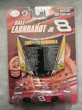 Dale Earnhardt Jr  #8 Monte Carlo SS with 2007 Nextel Schedule Hood  1:64 scale