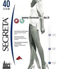 Collant donna Ibici Segreta 40 denari, stimola la circolazione art Segreta 40