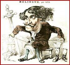 Étienne Marin Mélingue acteur et sculpteur français