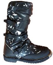 bottes moto cross ou motard 42 43 44 45 46 47 48 NEUF noire