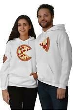 Foodie Boyfriend Girlfriend Couples Gift Hoodies Sweat Shirts Sweatshirts