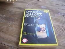 LIBRO PIANTO FUNEBRE PER UNA DONNA BRETT HALLIDAY GIALLI GARZANTI 1965