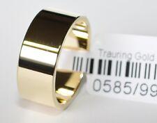 1 Trauring Ehering Hochzeitsring Gold 333 Poliert - Breite 9mm - Sonderangebot !