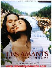 LES AMANTS DU NOUVEAU MONDE Affiche Cinéma / Movie Poster DEMI MOORE GARY OLDMAN