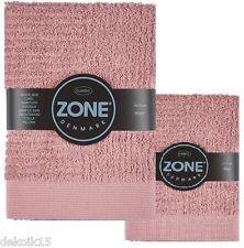 Zone Handtuch Badehandtuch Saunahandtuch Badezimmer rosa Denmark hochwertig50942