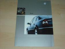 35490) VW Passat Polen Prospekt 2002