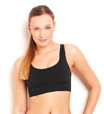 FALKE Damen Madison Bra Top Sport BH 38462_3000 (black) - NEU !!!