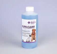 Supa Clean-Heavy Duty Detergente/sterilizzatore. Kennel, stabile, Patio, ciotole per mangime