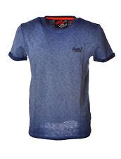 Superdry  -  T - Hombre - Azul - 3486121A185619